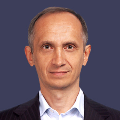 Sergei Sviridov is VP, Financial Applications; GM of Deltix Russia