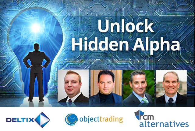 Listen to Christopher Zitlow, Ilya Gorelik, Stuart Farr and Steve Woodyatt for a recorded webinar on trading R&D strategy.